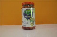 风味杏鲍菇酱菜